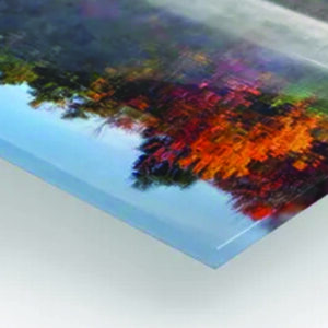 Kunsttrykk på plexiglass